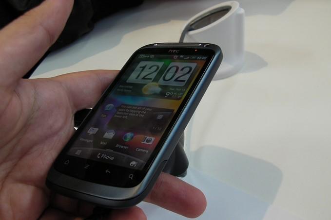 Обзор HTC Desire S