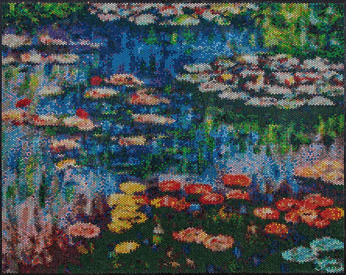 Water-Lillies-Interpreted-Injection-IIHIH (700x556, 723Kb)