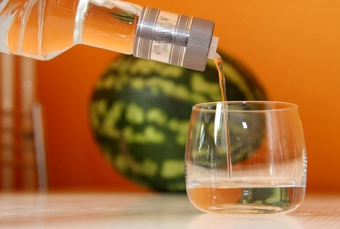 Пьяный арбуз — секреты приготовления
