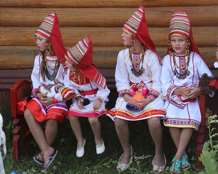 Какие народы России самые красивые?