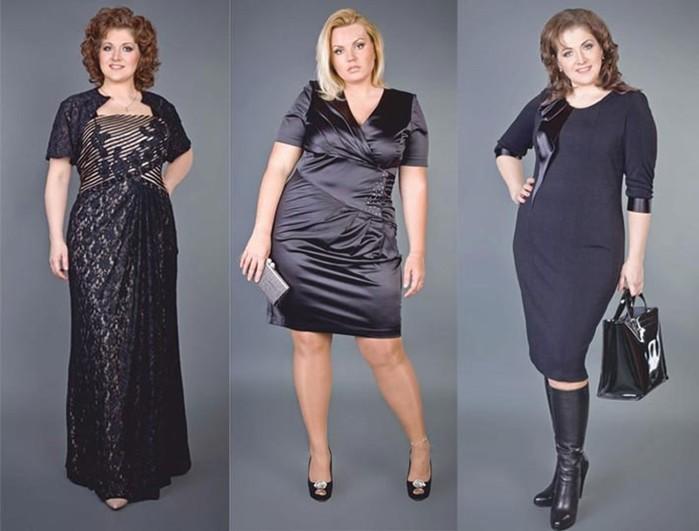 Как правильно выбирать платья для полных девушек. Советы от модного стилиста!