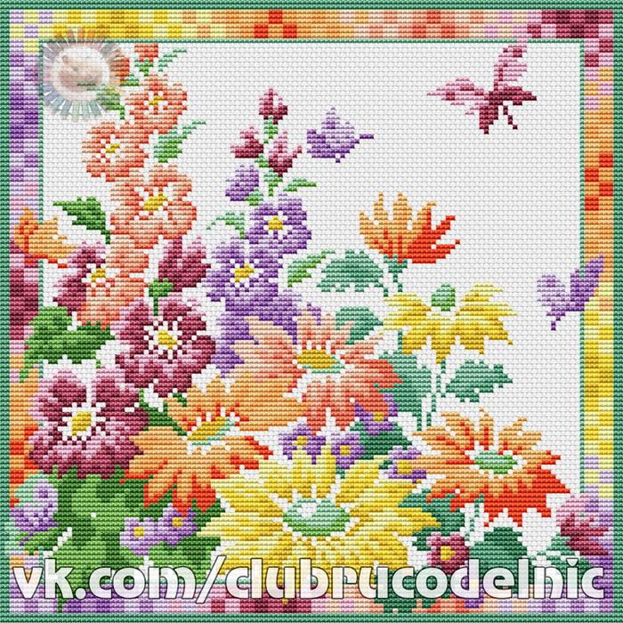 Цветы (700x700, 862Kb)