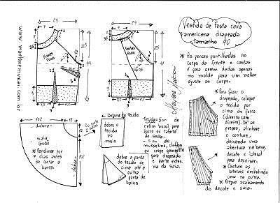 Выкройка нарядного платья (2) (400x291, 78Kb)