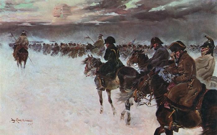 Как «Генерал Мороз» победил Наполеона