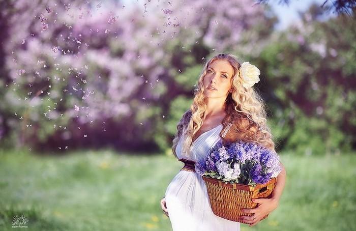 Почему цветы имеют запах и цвет? Масла на лепестках растений и пигмент антоцианин
