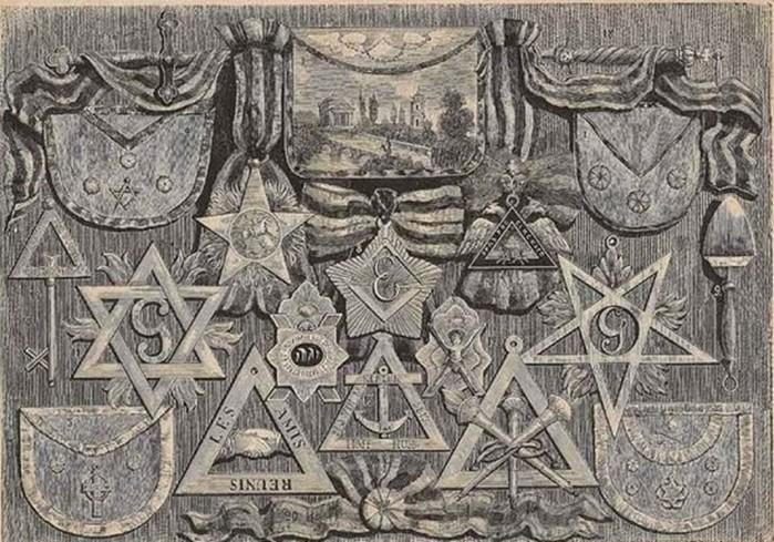 7 самых известных русских масонов