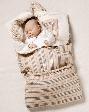 Одеяло трансформер для новорожденного
