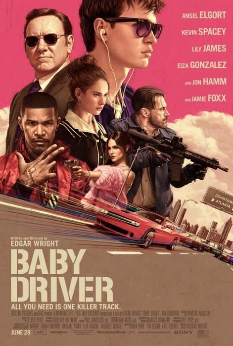 «Малыш надрайве»: новый трейлер фильма отрежиссера «Зомби поимени Шон»
