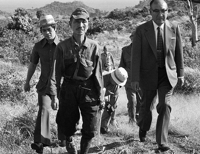 Хироо Онода: японский солдат, который после Второй мировой воевал ещё 30 лет