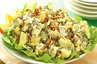 salat-s-kuritsey-i-ananasami (400x265, 225Kb)
