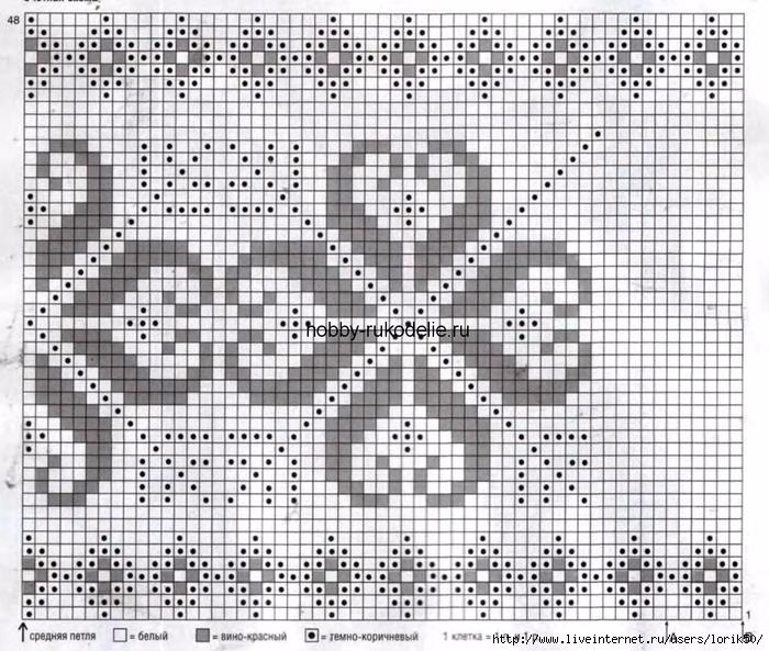 sxema-vyazaniya-spicami-pulovera-s-vysokim-vorotnikom2 (700x593, 373Kb)