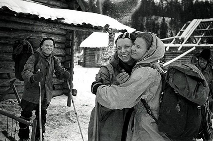 Агенты КГБ в погибшей группе Дятлова на Горе мертвецов