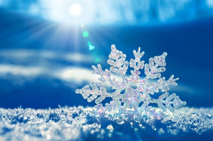 Почему снежинки шестиугольные?