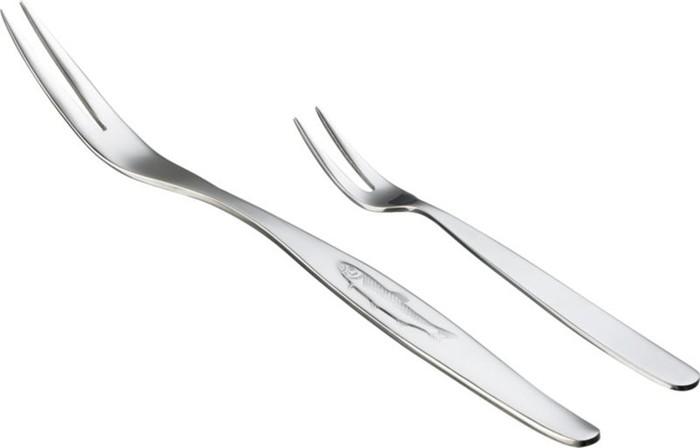 Зачем большая и маленькая вилка? Какие бывают вилки, ножи, ложки