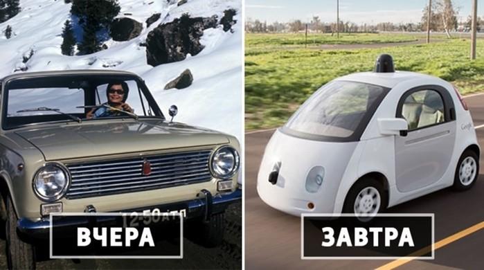 Все уровни автоматизации (автономии) автомобилей