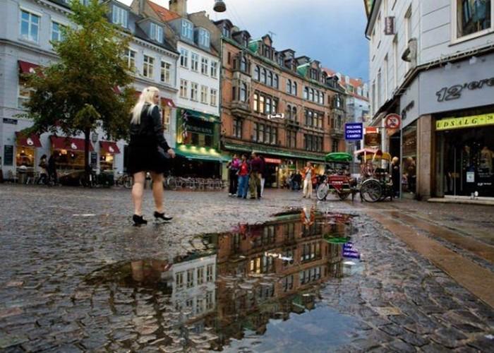 Самые дождливые города мира