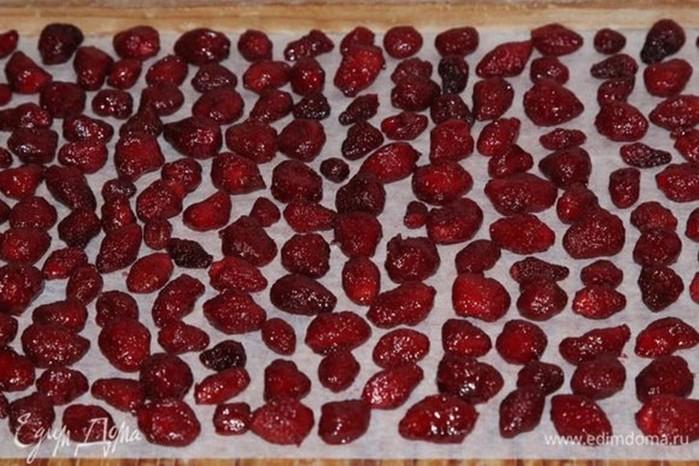 Клубничные цукаты от Елены Ковач