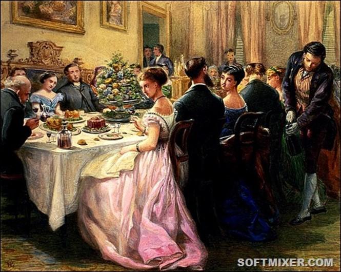 Какими были застолья пушкинской поры