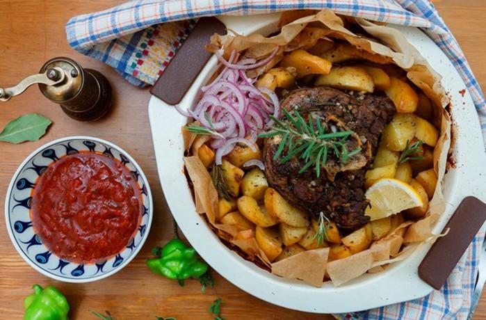 Блюда греческой кухни, которые легко приготовить
