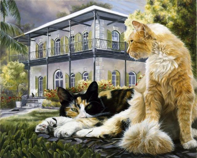 1390415935_lucie-bilodeau-cats-16 (640x514, 395Kb)
