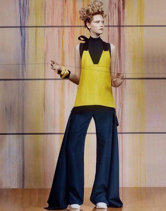 Брюки палаццо: куда, как и с чем носить