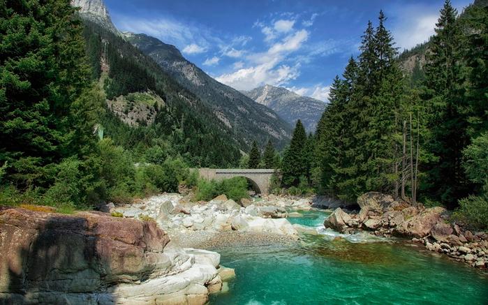 река Верзаска швейцария 9 (700x437, 449Kb)