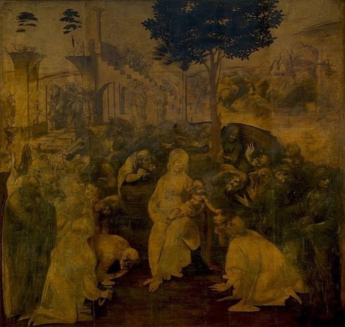 10 незаконченных картин всемирно известных художников