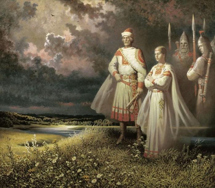 10 интересных фактов о древних славянах