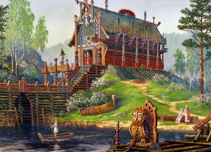 Самые странные обряды древних славян