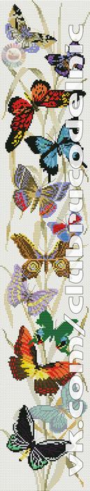 Butterflies (129x700, 159Kb)