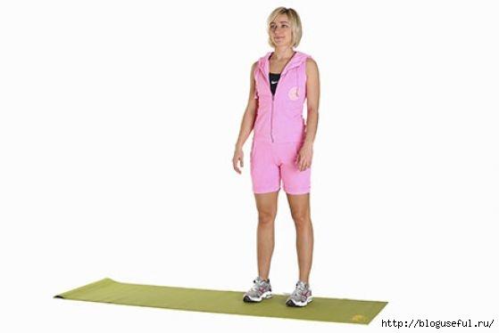 комплекс упражнений для развития чувства равновесия
