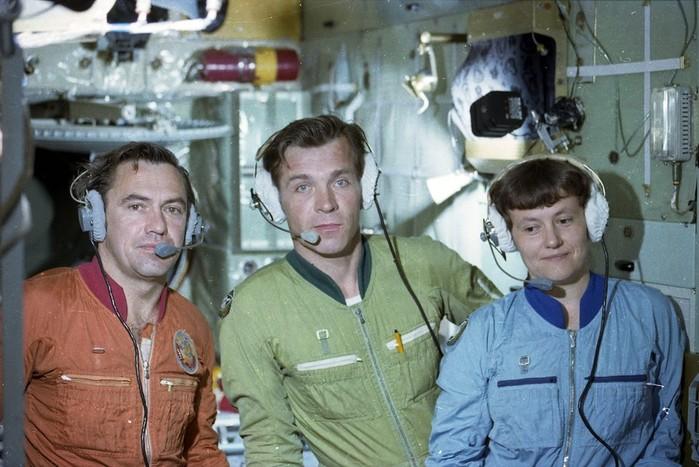 Байки из космоса: смешные истории, произошедшие с космонавтами в полете