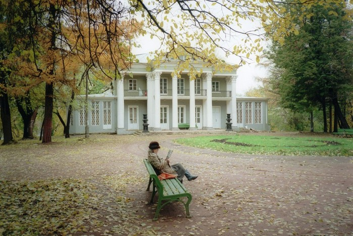 Библиотечный дом. Нескучный сад./2007503_ (700x467, 132Kb)