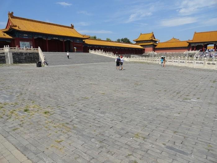 Дворцовый комплекс Гугун: фотографии
