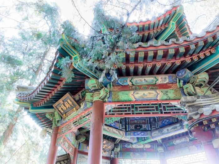 Ихэюань   летний императорский дворец