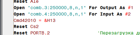AVR software uart 250000 baud (452x115, 5Kb)