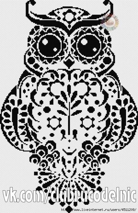 Сова (452x700, 320Kb)