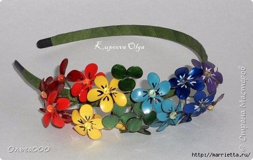 Цветы handmade из витражных красок. Мастер-класс (2) (520x330, 92Kb)