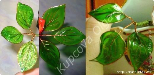 Цветы handmade из витражных красок. Мастер-класс (8) (520x255, 96Kb)