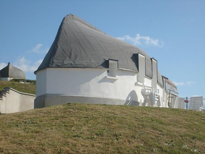 будинки човна в селі Екіано франція 3 (700x525, 285Kb)