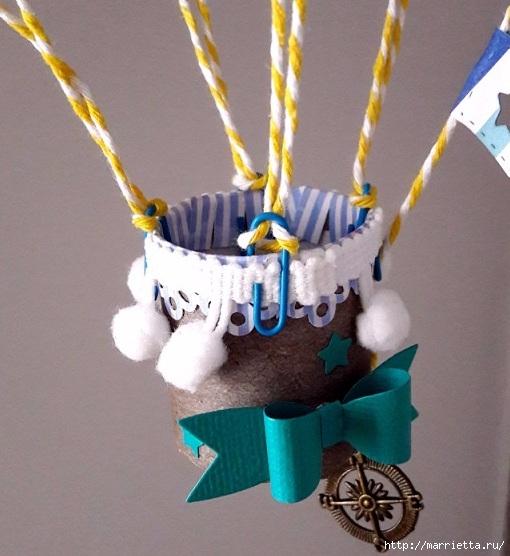 Сказочный воздушный шар своими руками (8) (510x556, 160Kb)