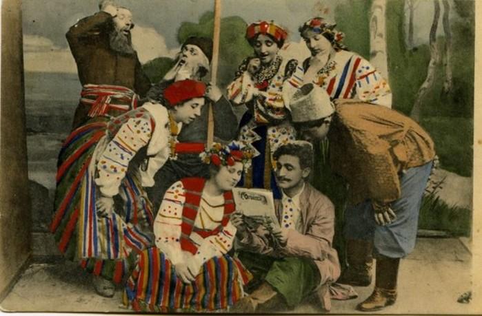 Главные отличия фенотипов русских и украинцев