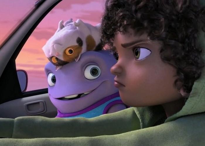 Красочные мультфильмы для семейного просмотра