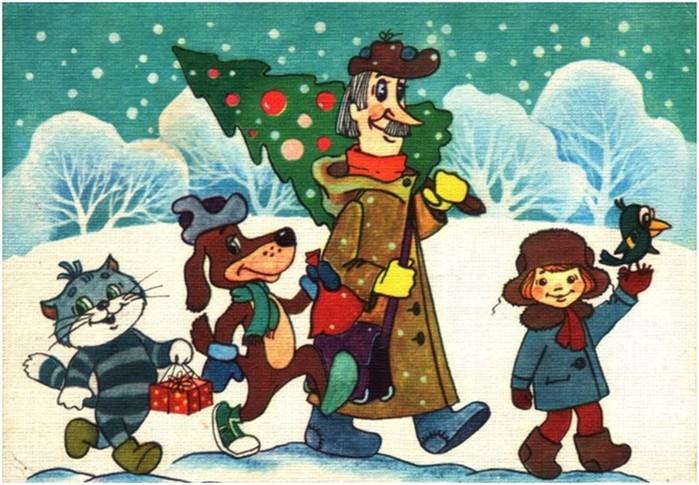 Мультфильмы 1980 х годов родом из СССР