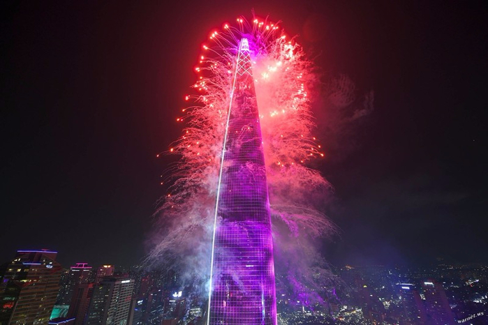небоскреб Lotte World Tower в сеуле 11 (700x466, 274Kb)