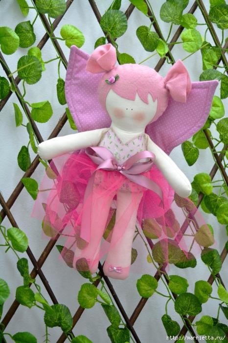 Текстильная куколка Бабочка. Выкройка (4) (466x700, 303Kb)