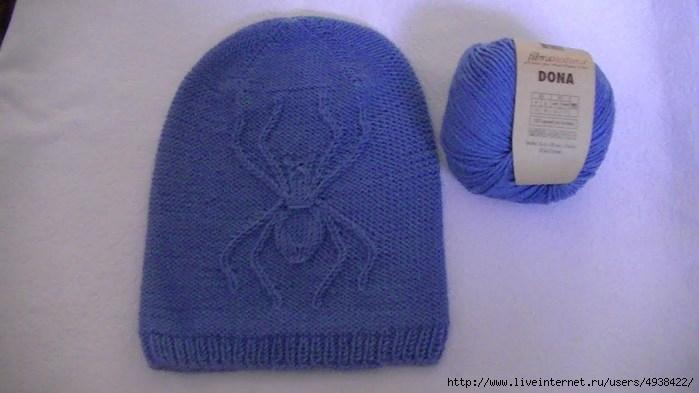 шапка с паучком1 (700x393, 133Kb)