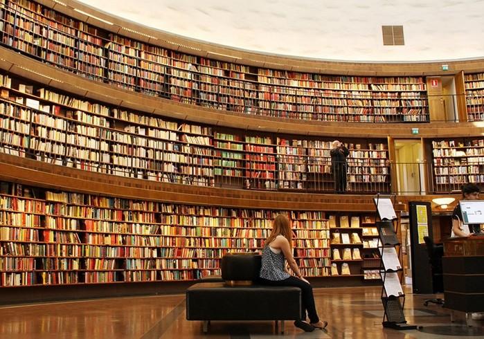 Как возникли библиотеки? История публичных книгохранилищ
