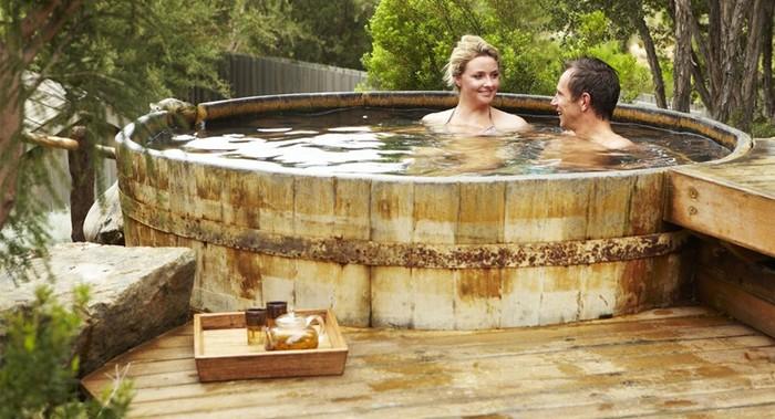 Банный туризм. Самые необычные бани мира