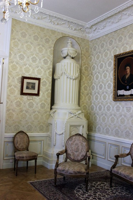 Камины Несвижского замка. Дворцово-замковый комплекс в Белоруссии